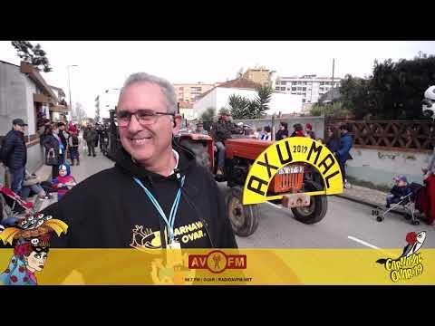 Desfile de Chegada do Rei do Carnaval de Ovar 2019