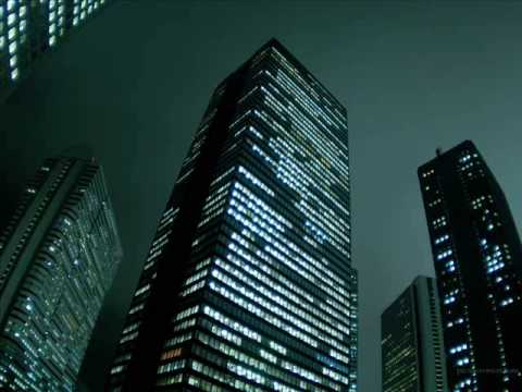 Late Night Tokyo Building Bump