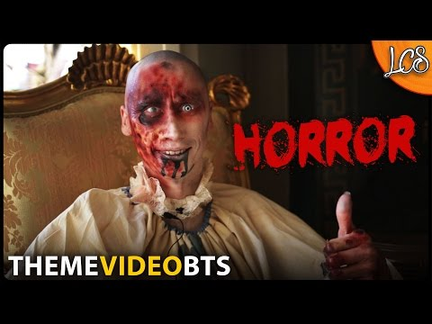 Behind the Scenes: HORROR - Loot Crate October 2016 Theme Video