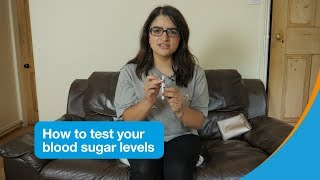 How to test your blood sugar levels | Diabetes UK