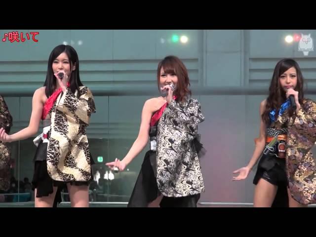 ??? (Saite) - ??????GIRLS (Kamen Rider Girls) ExA Launch Event 20131229 Ikebukuro TV