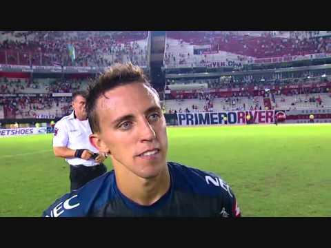 Diego Buonanotte. River- Quilmes 22/2/15
