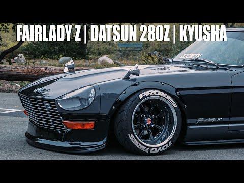 FAIRLADY Z (S30) | DATSUN 280z | 95Drifter