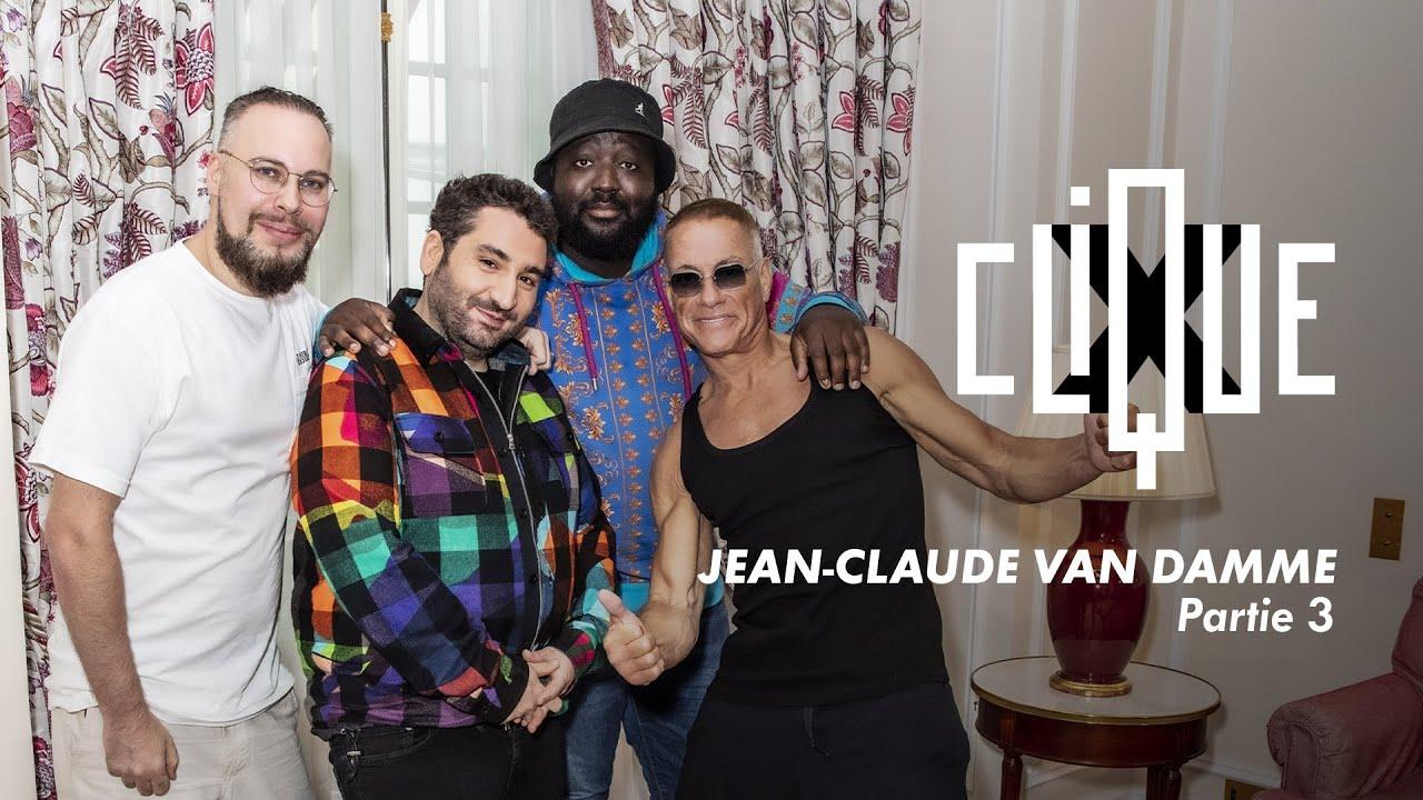 Clique x Jean-Claude Van Damme (3/3) : Dans La Légende, feat. Djimo et Sébastien-Abdelhamid