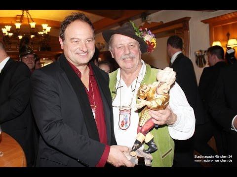Würmesia Laudatio Rainer M. Schießler für Wolfgang Prinz