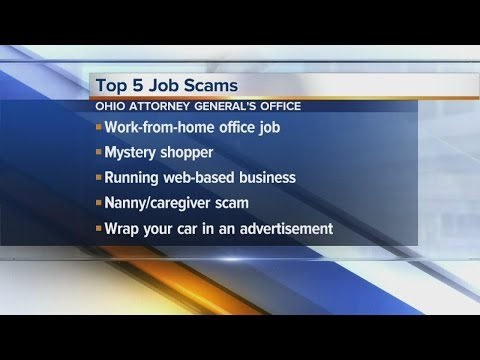 Top 5 Job Scams in Ohio