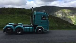 We Went To Full Of The Pipe Truck Show Ireland Punchestown 2017