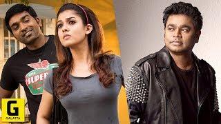 Vijay Sethupathi-Nayanthara Film And A. R. Rahman's Replacement | Sye Raa | Chiranjeevi | tamannaah