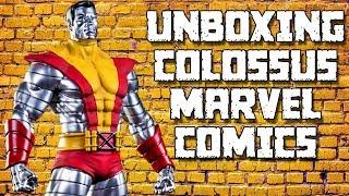 UNBOXING: Um Verdadeiro Colossus - Marvel Comics