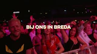 Guido & Freek - Bij ons in Breda (een volks lied)