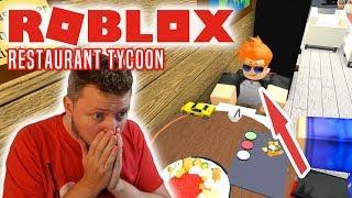 BØRN OG BØRNEMENU! - Roblox Restaurant Tycoon Dansk Ep 9