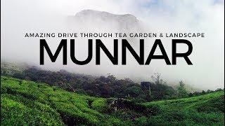 Munnar 2016 | Idukki | Kerala tourism | FUZE HD