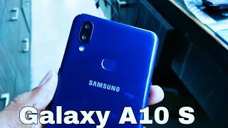 Samsung Galaxy A10s (blue 32GB)