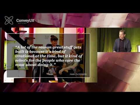 Michael Gough - Love, Patterns, Inclusiveness And Creativity. Design At Microsoft