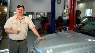How to Tell the Left From Right Side on Car Parts : Car Repair Tips