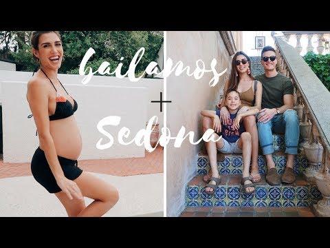 Embarazada Bailando Dame Tu Cosita + Viaje Familiar a Sedona- @karelyvlogs