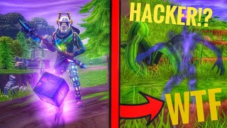 SEASON 6 : Hacker Can Use Gun While In Ghost Mode Permanently (Fortnite Funny Moments)
