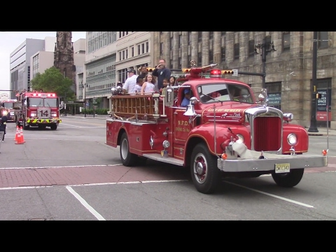 Newark, Nj Fire Department 50th Annual Muster Parade