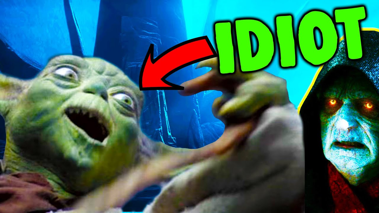 Dooku Reveals Why Yoda is an IDIOT | Star Wars Explained