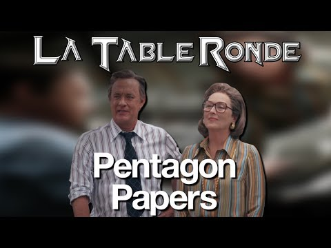 PENTAGON PAPERS (SPOILERS) ║ #104 ║ La Table Ronde