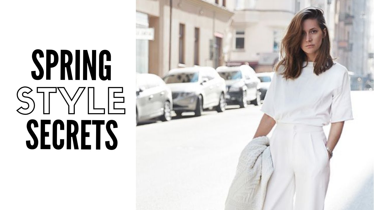 Simple Spring/Summer Style Tips - Trends for 2019 1