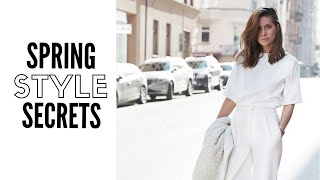 5 Life-Changing Spring Fashion Tips - Trends for 2019