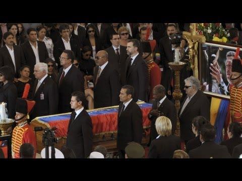 Chavez to go on display at Venezuelan Revolution Museum