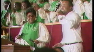 "Bishop Jeff Banks""Lets go back to the old landmark& Revival Temple Mass Choir Gospel"