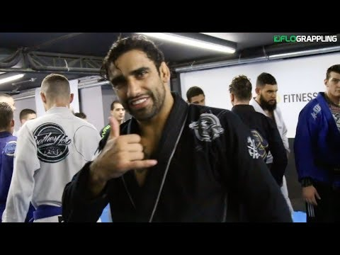 Road to 2018 IBJJF Worlds: Leandro Lo's Gym, NS Brotherhood