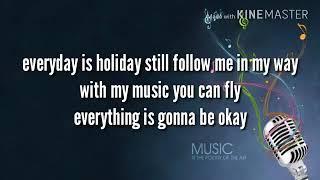 Download lagu Dangdut lirik Holiday