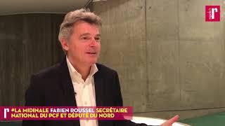 Fabien Roussel (PCF) : « J'espère que Mélenchon va me respecter et qu'on va travailler ensemble »