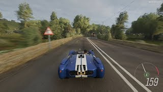 Forza Horizon 4 - 1963 Shelby Monaco King Cobra Gameplay [4K]