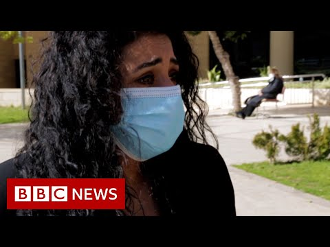 Who Should Provide Vaccines To The West Bank And Gaza? - BBC News