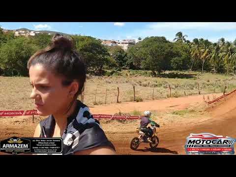 Categoria Mirim da 12° Etapa copa Brasil de Supercross Urandi-BA 22/12/2019