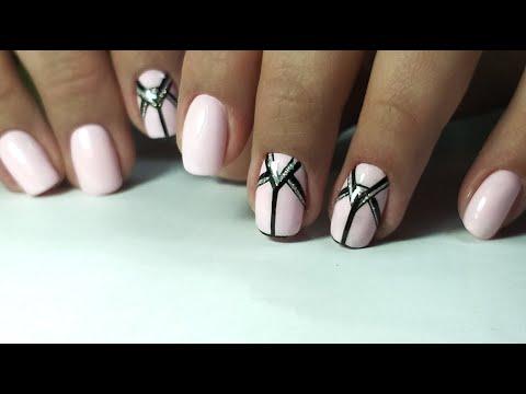 ❤ НОВИНКА 💥 материалы  ARBIX 💥 ВЫКРАСКА ❤ ГЕОМЕТРИЯ на ногтях ❤ СТИЛЬНЫЙ маникюр ❤