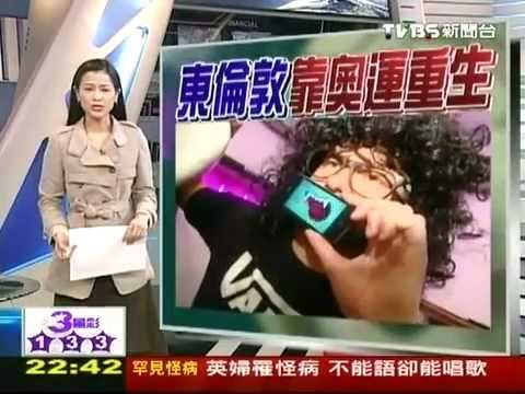 CHIEF WONKA™ on Taiwan Television