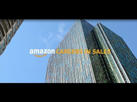 Amazon University Recruiting: Careers in Sales