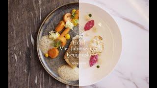 Kempinski Hotels - Schwarzreiter restaurant at Hotel Vier Jahreszeiten Kempinski Munich