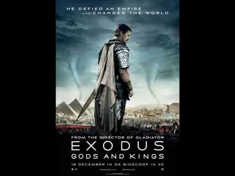 Exodus Gods And Kings Official Main Theme Soundtrack And Score Exodus By Alberto Iglesias