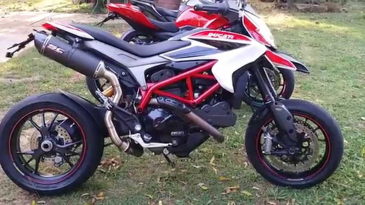 Ducati Hypermotard Sp 2014 Youtube