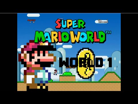 Full Download Let S Play Together Super Mario World Smw Nesbox Com Online E