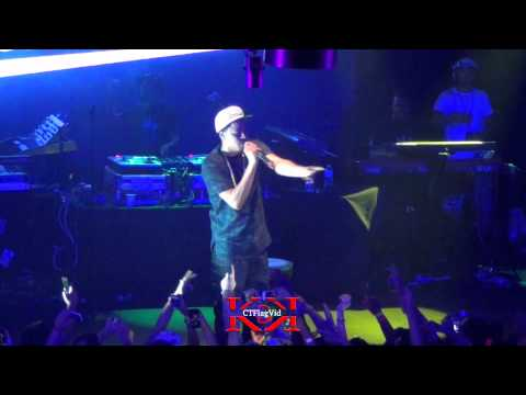 12/17 J Cole Warm Up - Losing My Balance (Dollar & A Dream2 2014 NYC) (10pm Show)