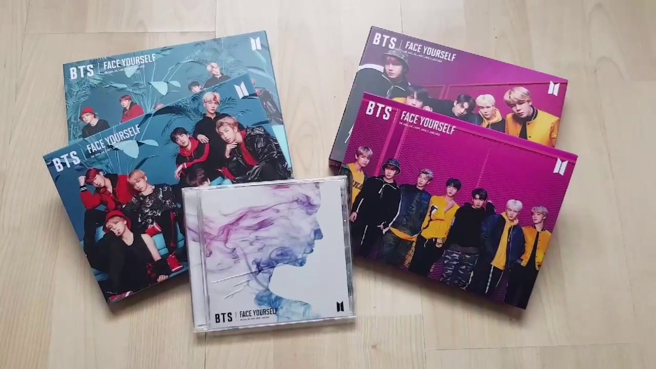 88+ Gambar Album Bts Face Yourself Kekinian