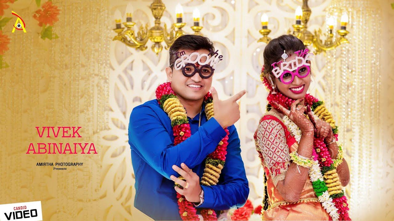 Amirtha Candid Wedding Photography In Madurai India