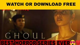 How to Download Ghoul Netflix Series|| Ghoul Review|| Radhika Apte||