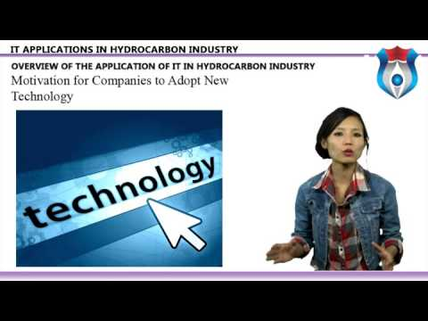 IT Applications in Hydrocarbon Industry new