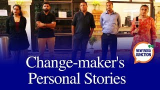 Live Events - On Struggle and Pivoting | NIJ Changemakers Open Mic | Delhi - August 19, 2018