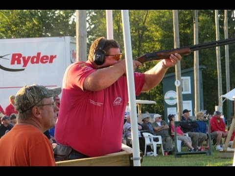 George Digweed @ 2013 ICTSF World English Sporting Clays Championships