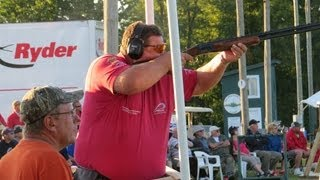 George Digweed 2013 ICTSF World English Sporting Clays Championships