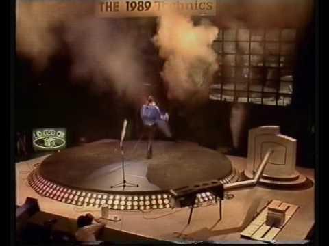 Roxanne Shante Go On Girl Live At The DMC World DJ Finals 1989